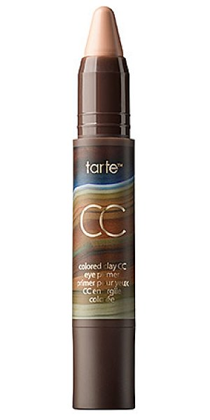 TARTE colored clay cc eye primer stick 0.13 oz/ 4 ml - A 12-hour wear, universal eye primer infused with...