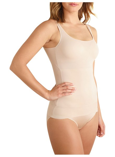 TC Shapewear No Show Seamless Shaper Camisole in nude