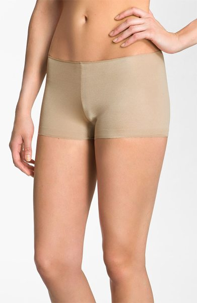 TC wonderful edge boyshorts in cupid nude
