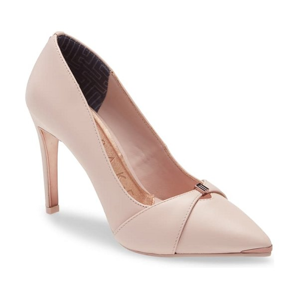 Ted Baker axealil pump in pink