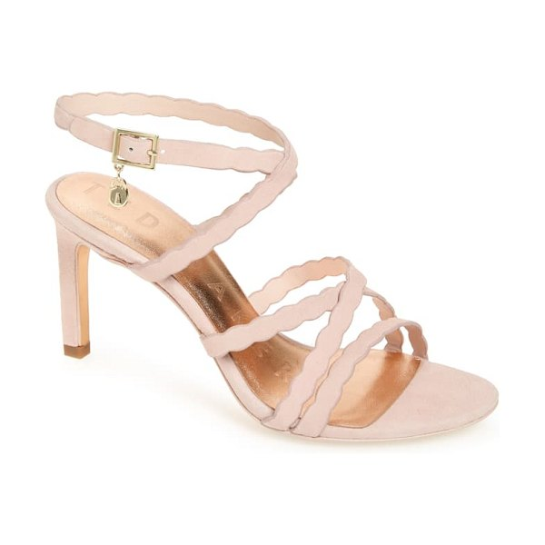 Ted Baker lillys sandal in pink
