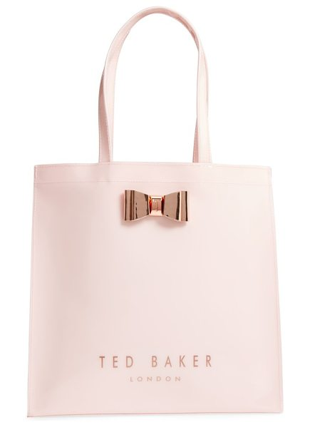 Ted Baker mandcon in pale pink
