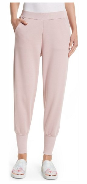 TED BAKER radonna jersey jogger pants - Bringing indulgent comfort to off-duty days, these...