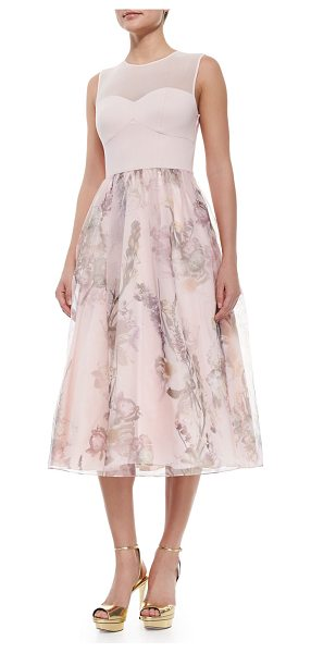 TED BAKER BABY PINK TORCHLIT S/L FAUNI - Ted Baker London BABY PINK TORCHLIT S/L FAUNI