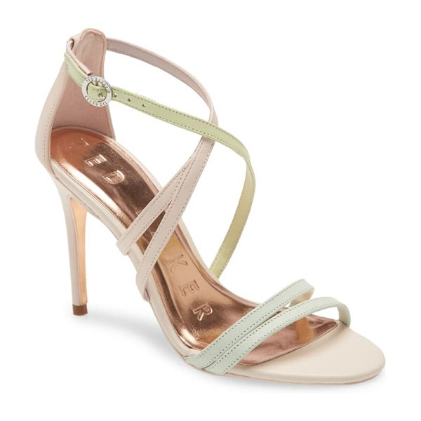 Ted Baker oralial sandal in pink