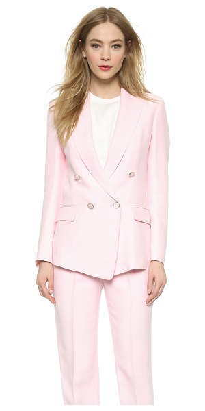 TEMPERLEY LONDON Oscar double breasted jacket - A double breasted profile and tailored design lend a...
