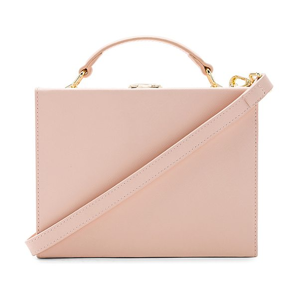 the daily edited Box Bag in blush