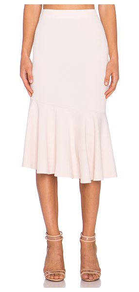 """The Fifth Label Daylight Skirt in blush - Poly blend. Skirt measures approx 29"""""""" in length...."""
