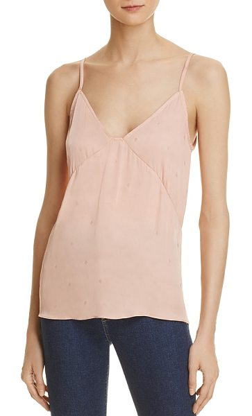 The Fifth Label Time Stand Still Camisole Top in dusty pink - The Fifth Label Time Stand Still Camisole Top-Women