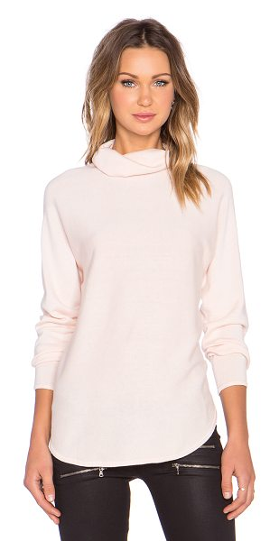 The Fifth Label Warehouse knit top in pink - 55% acrylic 45% cotton. Hand wash cold. FIFTH-WK3....