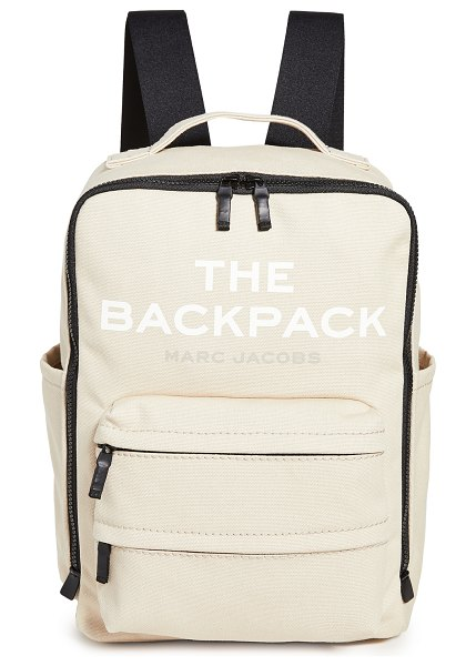 THE MARC JACOBS the backpack in beige