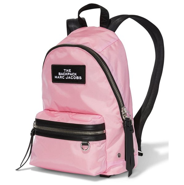 THE MARC JACOBS marc jacobs the medium backpack in pink