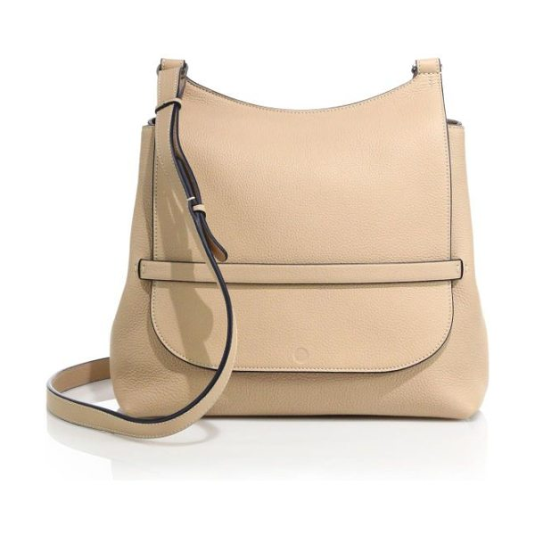 The Row Sideby crossbody bag in warmbeige - Impeccably crafted with The Row's signature clean lines,...