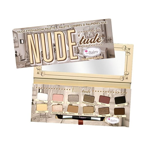 THEBALM Nudetude - The amazing Nude'tude collection consists of an array of...
