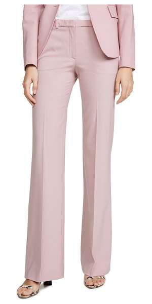 Theory demitria pants in dusty lilac