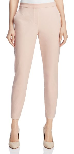 Theory Pants - Thaniel Approach in peach rose - Theory Pants - Thaniel Approach-Women