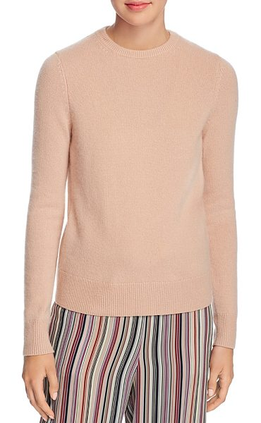 Theory Salomina Cashmere Sweater in pale rose - Theory Salomina Cashmere Sweater-Women