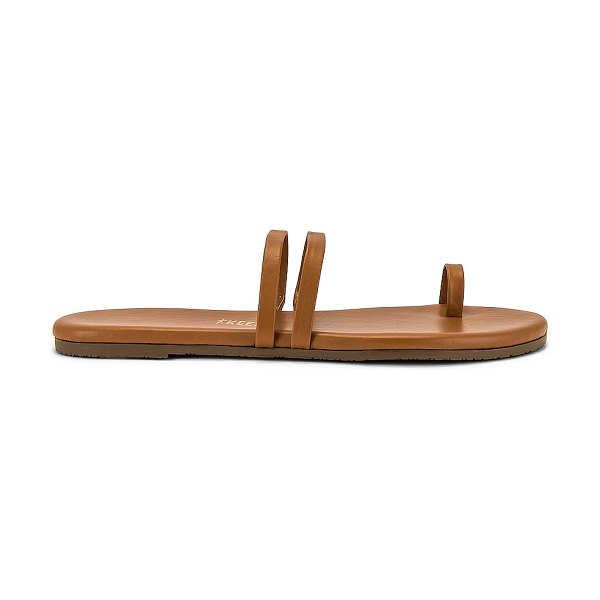 TKEES leah sandal in au naturale