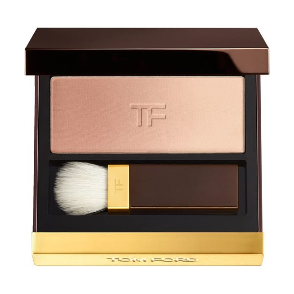 Tom Ford eye & cheek shadow in bronze - Tom Ford Eye & Cheek Shadow is a multipurpose ombre...
