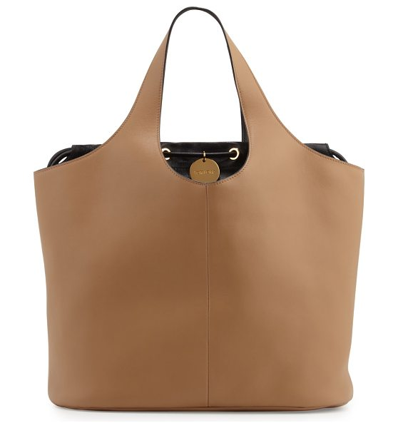 Tom Ford MIRANDA MEDIUM TOTE in tan - TOM FORD MIRANDA MEDIUM TOTE