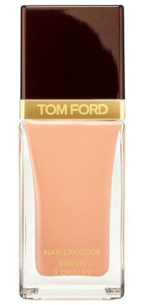 Tom Ford nail lacquer in mink brule