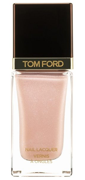 Tom Ford nail lacquer in show me the pink - What it is: A nail lacquer that delivers rich color and...