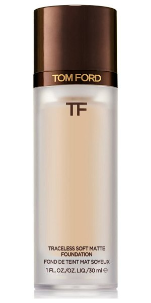 Tom Ford traceless soft matte foundation in 1.3 nude ivory