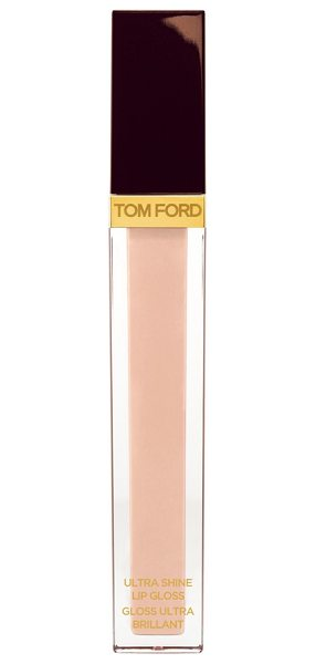 Tom Ford ultra shine lip gloss in naked - What it is: A high-shine, color-saturated lip gloss...