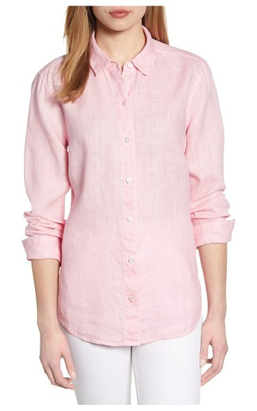 Tommy Bahama sea glass breezer top in pink