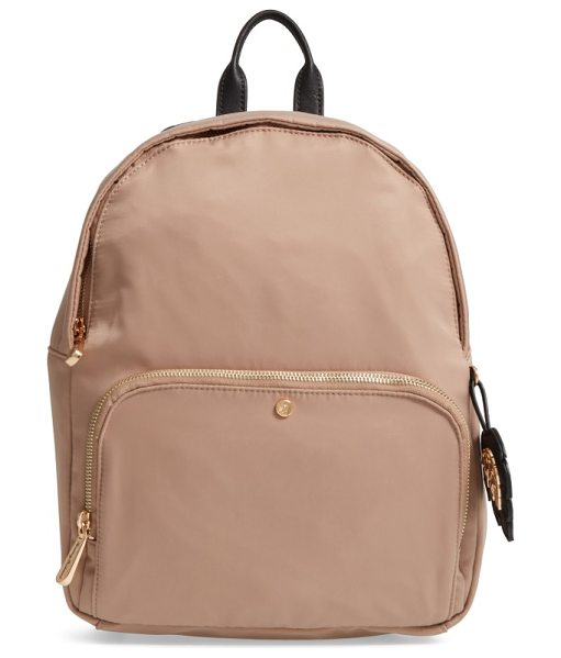TOMMY BAHAMA siesta key backpack in khaki - Simple, roomy and easy to take anywhere, this durable,...