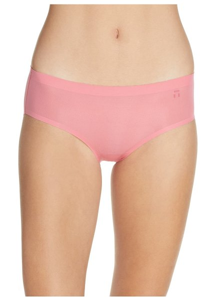 Tommy John air briefs in pink