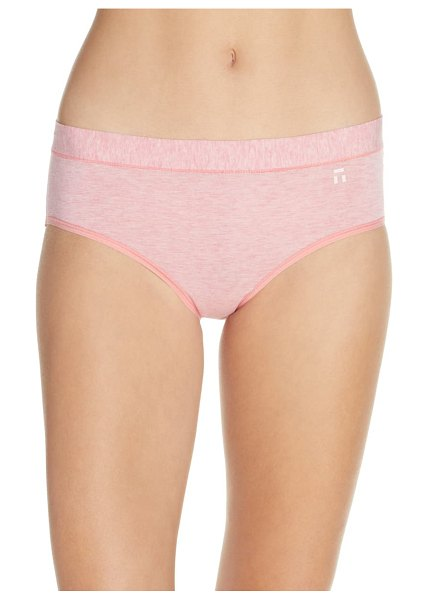 Tommy John cool cotton briefs in pink