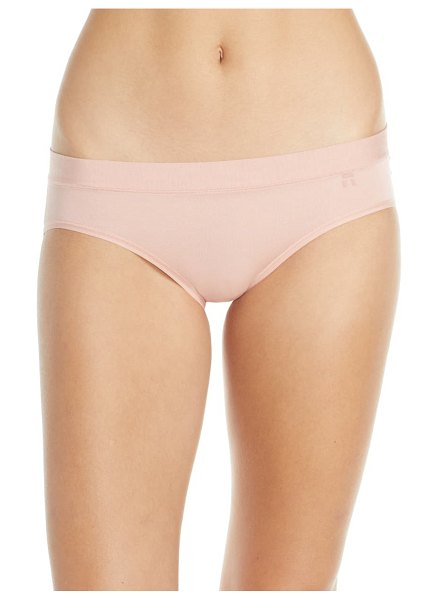 Tommy John second skin briefs in pink
