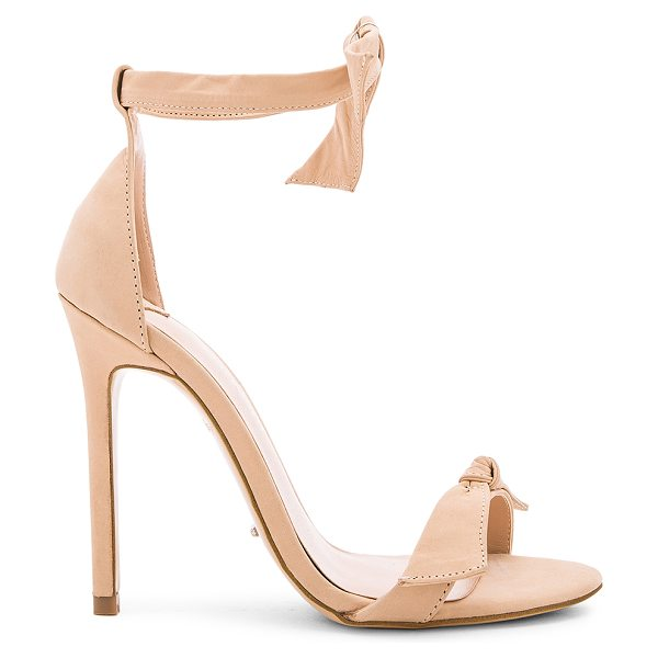 "TONY BIANCO Kiely Heel - ""Leather upper with man made sole. Ankle strap with tie..."