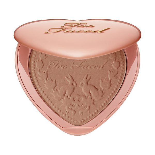Too Faced love flush long-lasting 16-hour blush baby love 0.21 oz/ 6 g - A long-wear, fade- and smudge-proof formula that keeps...