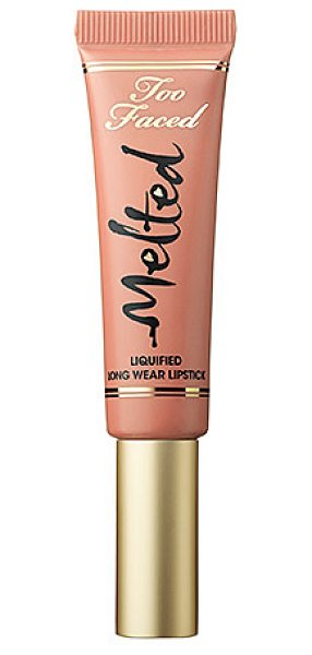 Too Faced melted liquified long wear lipstick melted sugar 0.4 oz/ 12 ml - An intensely saturated lip color with a precise tip...