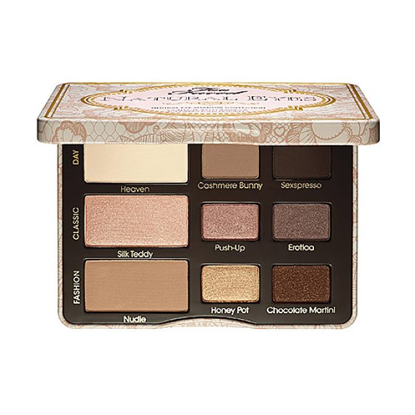 Too Faced natural eye neutral eye shadow collection 0.39 oz/ 11 g