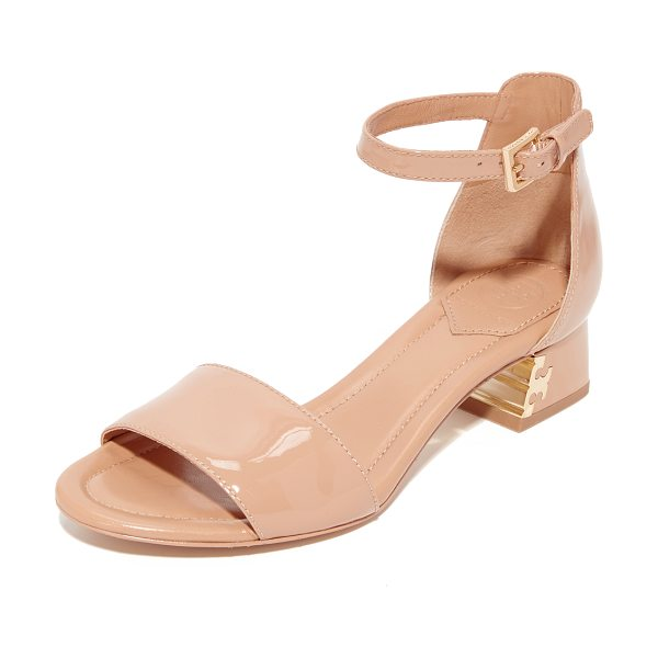 Tory Burch finely city sandals in tory beige