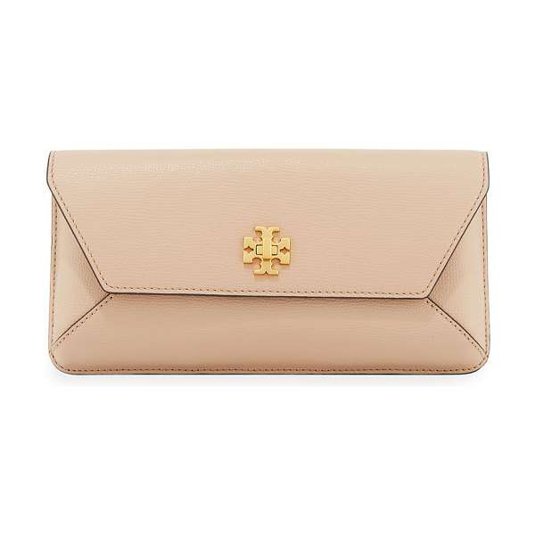 6f596a9f28 Tory Burch Kira Envelope Clutch Bag | Nudevotion