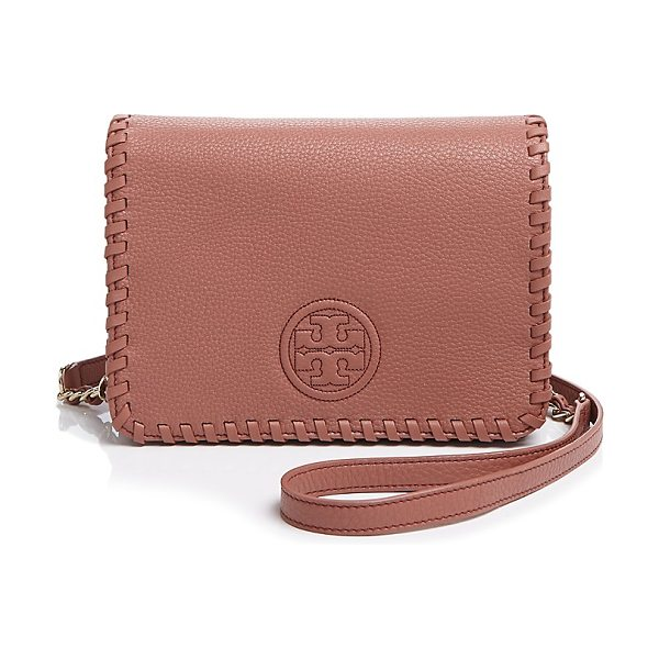 Tory Burch Marion Combo Crossbody in maple sugar - Tory Burch Marion Combo Crossbody-Handbags