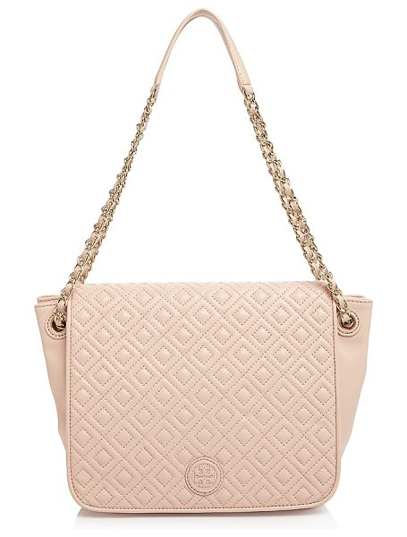 TORY BURCH Marion Quilted Small Flap Shoulder Bag - Tory Burch Marion Quilted Small Flap Shoulder Bag-Handbags
