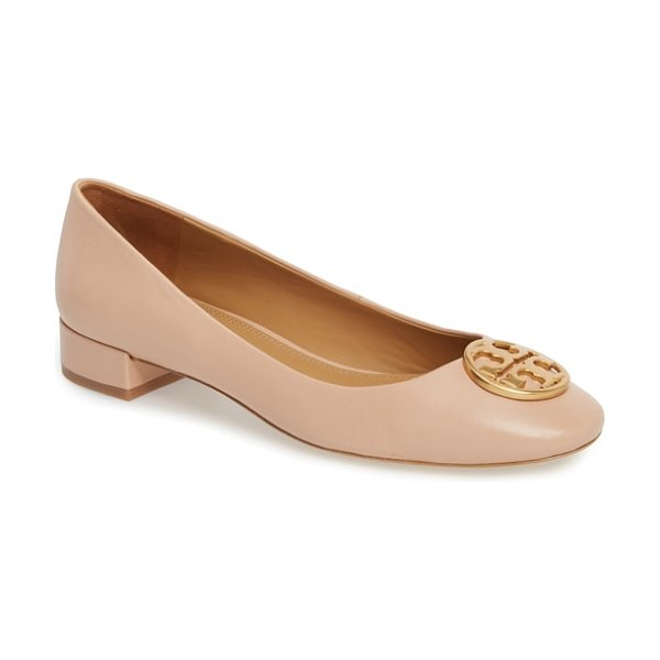 Tory Burch pump in beige