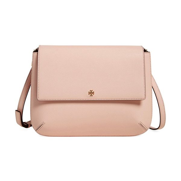 Tory Burch Robinson crossbody bag in pale apricot