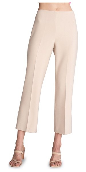 Trina Turk chimayo crop trousers in beach front