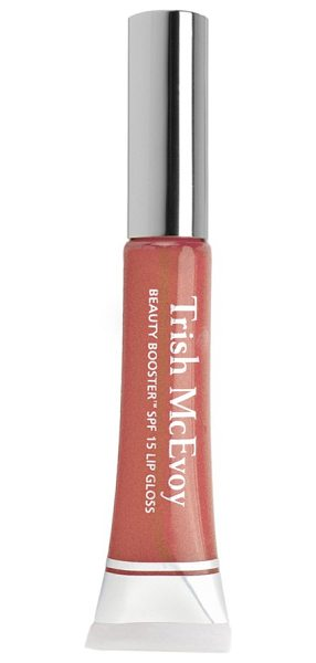 Trish McEvoy beauty booster lip gloss spf 15 in sexy nude - What it is: A non-stick moisture treatment gloss that...