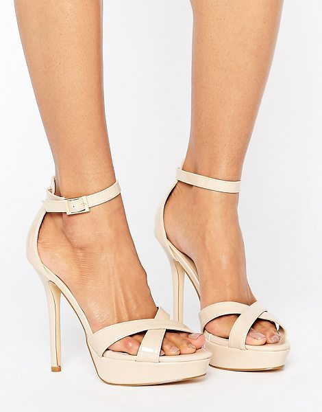clearance prices great deals 2017 cheap Truffle Collection Stiletto Platform Sandal