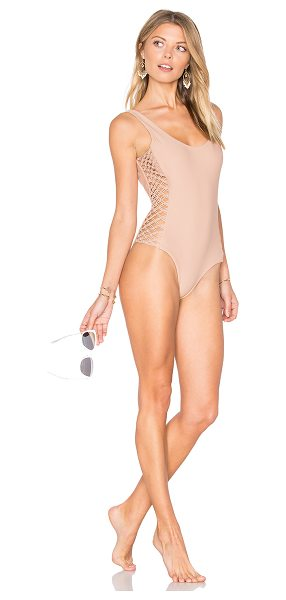 TULAROSA Claire One Piece - Be the ultimate sun stunner in the Claire One Piece...