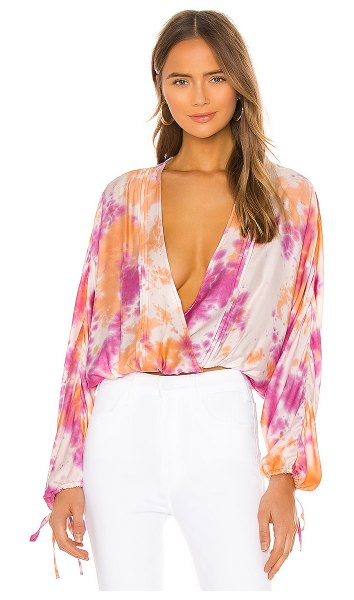 Tularosa dolce top in sorbet
