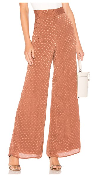 Tularosa marley pant in copper
