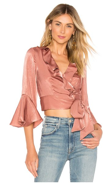 Tularosa norah top in tan - Tularosa Norah Top in Tan. - size XL (also in L,M)...